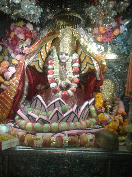 Parahi Mata image in Lalchand Babulal Website